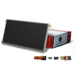 "7.0"" DIABLO16 Intelligent Display Module w/ Touch Starter Kit"