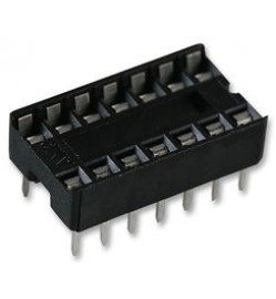 14 Pin IC SOCKET DIP - 300 MIL