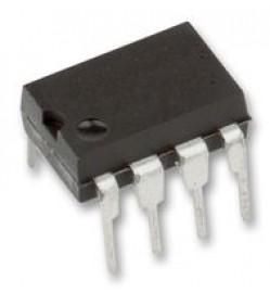 LM555CN - IC, TIMER, 555, DIP8