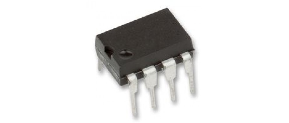 LM741CN IC OP-AMP 8-DIP