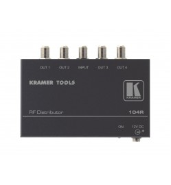 1:4 RF Distribution Amplifier