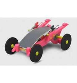 Volta Racers Solar Motorcar Kit - Pink