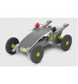 Volta Racers Solar Motorcar Kit - Gray (10 per Lot)