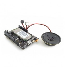 3G/GPRS SHIELD FOR ARDUINO / RASPBERRY PI (3G + GPS) + AUDIO/VIDEO KIT (Discontinued)