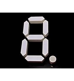 7 Segment Display - 3 Inches
