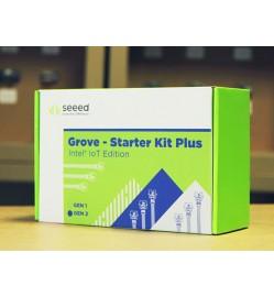 Grove starter kit plus – Intel IoT Edition for Intel Galileo Gen 2