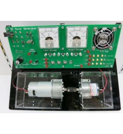 12V DC-DC Generator Training Kit Version 1