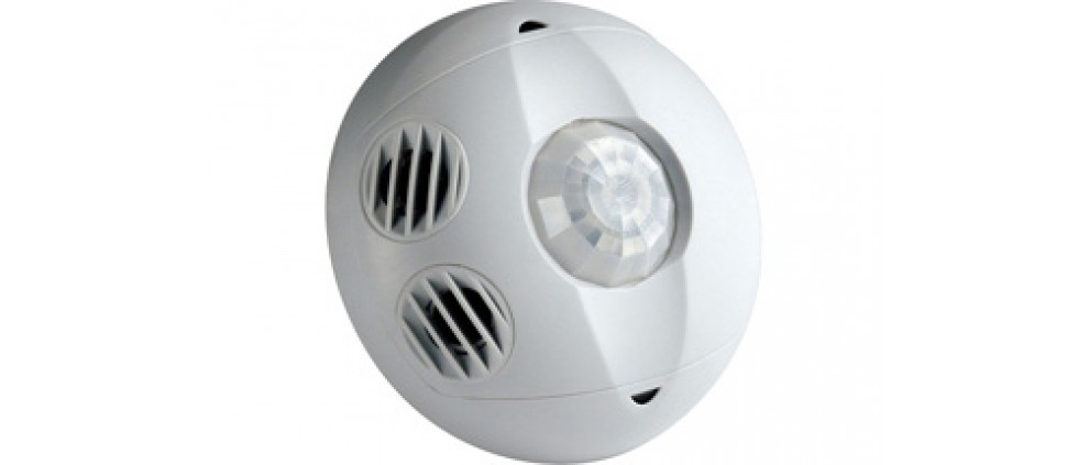 Dual-Technology Ceiling Mount Occupancy Sensor, 500 Sq. Ft.