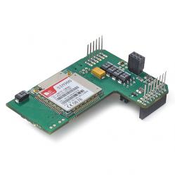 GPRS+GPS QUADBAND MODULE FOR ARDUINO/RASPBERRY PI (SIM908)