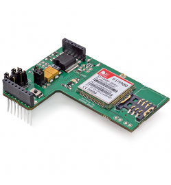 GPRS/GSM QUADBAND MODULE FOR ARDUINO / RASPBERRY PI (SIM900) Discontinued