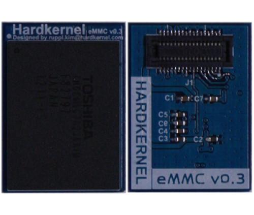 8GB eMMC Module U Linux for ODROID-U3 (Discontinued)