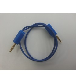 2MM MODULAR TEST LEADS - BLUE COLOR