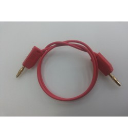 2MM MODULAR TEST LEADS - RED COLOR