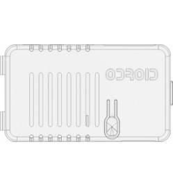 ODROID-U3 Case (Discontinued)
