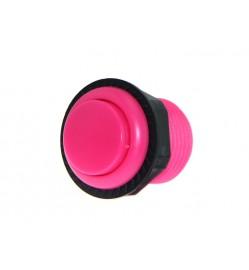 TEM12283B - 27.5mm Arcade Game Push Button - Pink