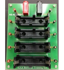 4xAA Batteries Training Kit