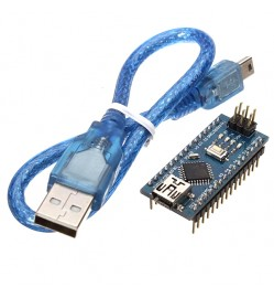 Arduino Nano (OEM) With USB Cable