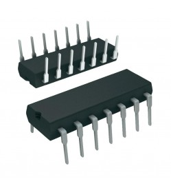 LM324AN Texas Instruments, Precision, Op Amp, 1.2MHz, 5 → 28 V, 14-Pin PDIP