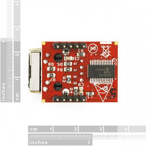 Ethernet Interface Board - ENC28J60