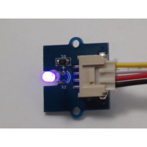 Grove - Purple LED (3mm)