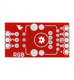 Rotary Encoder Breakout - Illuminated (RGRGB)