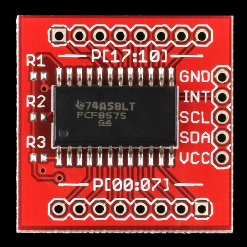 SparkFun I2C Expander Breakout - PCF8575