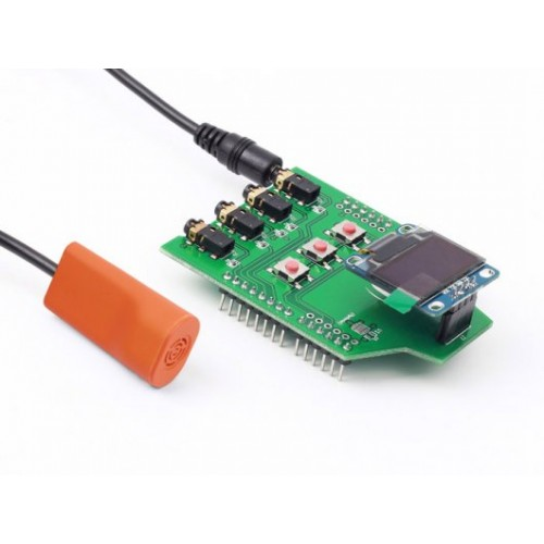 Temperature and Humidity Probe (Orange)