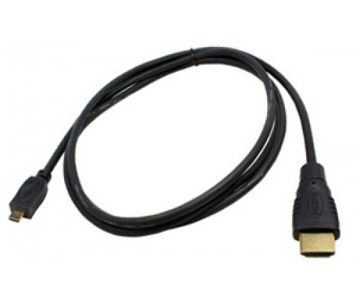 HDMI Cable(Micro, type D)
