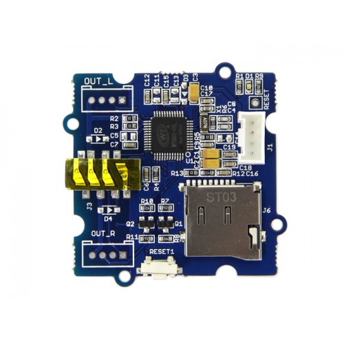 Grove - Serial MP3 Player