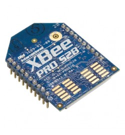 XBee PRO ZB S2B 63MW PCB antenna