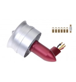 LEDF90-1A16-6S 90mm Metal Ducted Fan System 1600KV