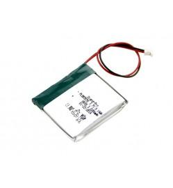 Polymer Lithium Ion Battery - 2000mAh 3.7V