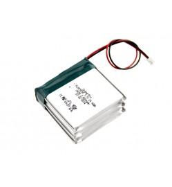 Polymer Lithium Ion Battery - 6600mAh 3.7V