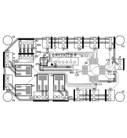 GPI Controller Board Sub-Assembly Board