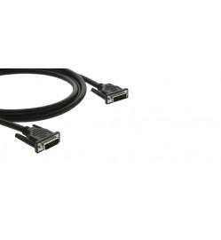 DVI–D (M) to DVI–D (M) Dual Link Cable 1.8MTR