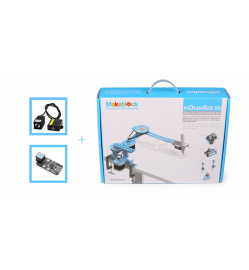 mDrawbot Kit (Laser Engraver and Bluetooth Version) - Discontinued