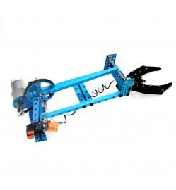 Robotic Arm Add-on Pack for Starter Robot Kit-Blue