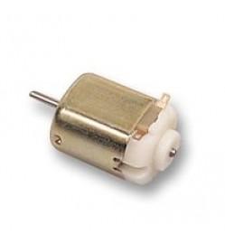 DC Motor, Miniature, 1.23 W, 3 ~ 12V, 12000 rpm, 10 g-cm
