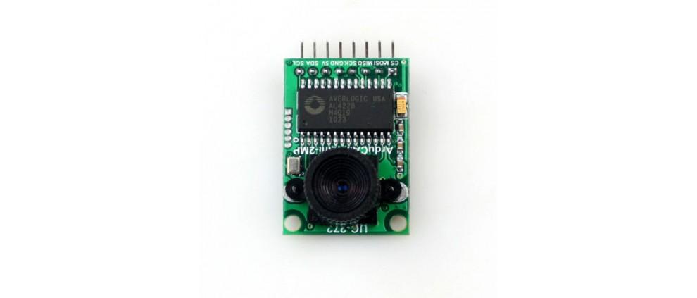 Arducam Mini module Camera Shield w/ 2 MP OV2640 for Arduino UNO Mega2560 board