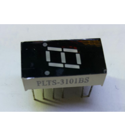 7-Segment Display Red LED Common Anode (2 Decimal Point)