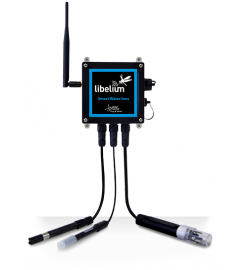 Libelium Smart Water Ions Plug & Sense SWI Single LoRa - 900