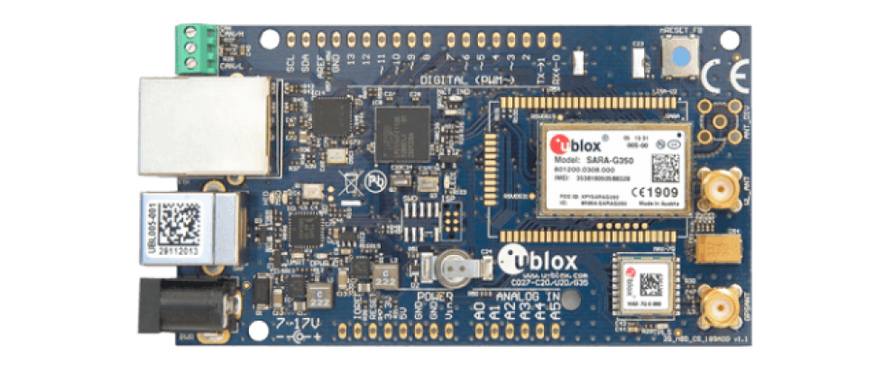 C027-G35-0 mbed enabled IoT starter kit with SARA-G350