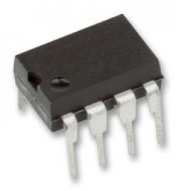 TEXAS INSTRUMENTS  TLC555CP  IC, TIMER CMOS, DIP8, 555