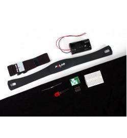 Heart Rate Educational Starter Pack with Polar Wireless Sensors
