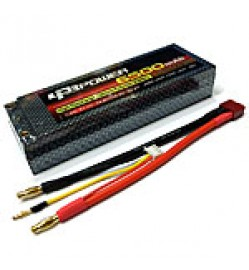 7.4V 6500mAh LiPo Battery