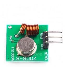 RF 433MHz Transmitter Module