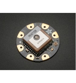 Flora Wearable Ultimate GPS Module