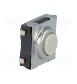 B3SN-3012  Tactile Switch, Non Illuminated, 24 V, 50 mA (OMRON)