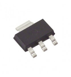LD1117S50TR  Fixed LDO Voltage Regulator, 6.5V to 15V, 1.1V Dropout, 5Vout, 800mAout,