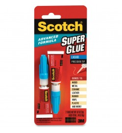3M Scotch Advanced Formula Super Glue